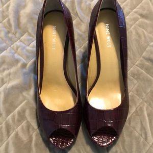 New Size 8 Nine West Tristano Heels